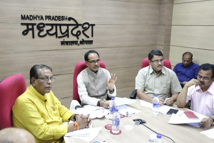 Cabinet reshuffle aimed at fetching better results: Chouhan