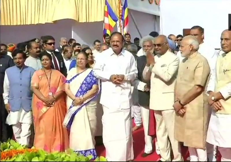 President Kovind, PM Modi remember Ambedkar on his birth anniversary