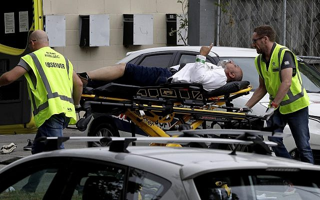'Multiple fatalities' as gunman targets New Zealand mosques