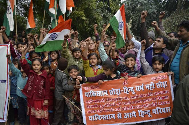 83 Hindus from Pakistan get Indian citizenship
