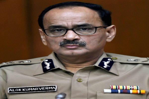 Central Bureau of Investigation (CBI) Director Alok Kumar Verma