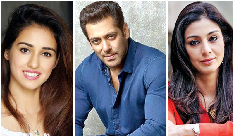 After Disha, Tabu joins Salman's 'Bharat'