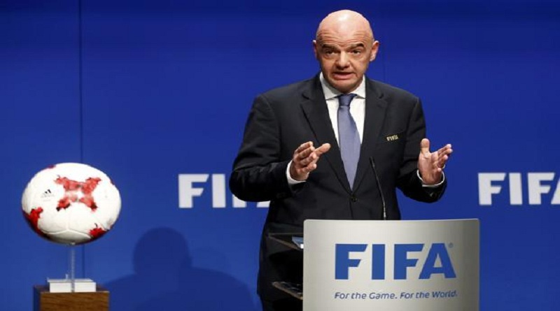 India is a football country now, says FIFA chief