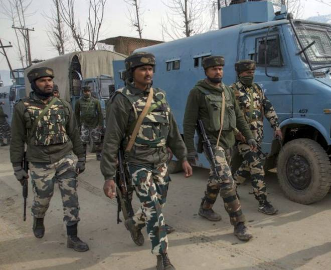 Six LeT militants killed in J&K encounter