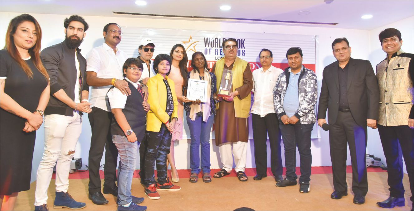 Alma Kids Hyderabad (Telangana) Talent Hunt 2018 Programme Steals the Show