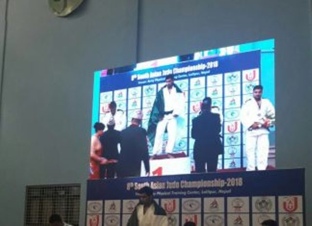 India bags 10 gold medals in South Asian Judo C'ships