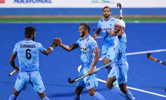 Hockey: India hammer Japan 6-0 in Nations' Invitational