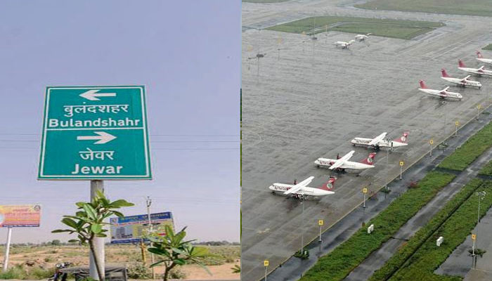 Govt clears proposal for setting up a new airport in Jewar in Greater Noida