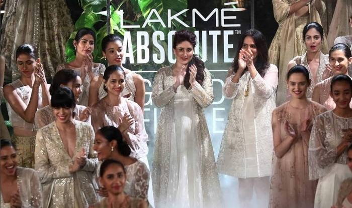 Grand Finale LFW '17: Kareena steals the show as showstopper for Anita Dongre