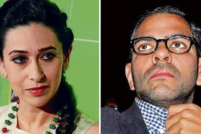 Did Sunjay Kapur lose his cool seeing ex-wife Karisma's 'good friend'?