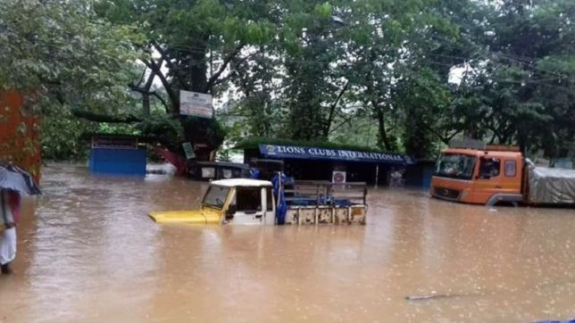 Flood situation 'grave' in Kerala; 20 dead, 22 dams opened