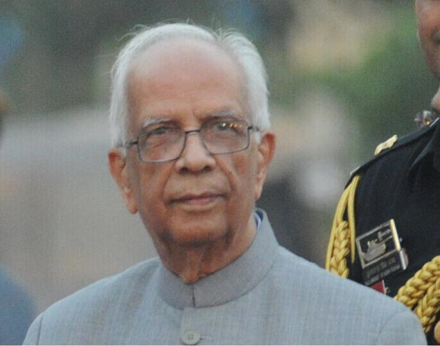 Keshari Nath Tripathi to hold additional charge as Tripura Governor