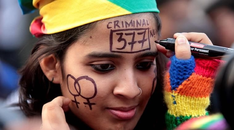 SC refers plea against section 377 of IPC to larger bench