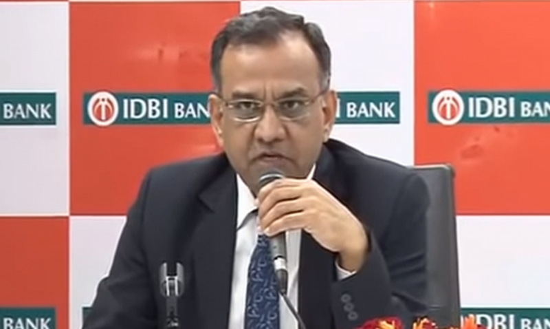 IDBI Bank MD appointed RBI Dy Governor