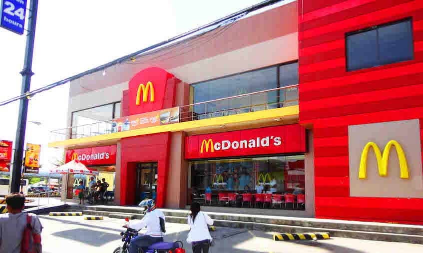 McDonald's to shut down 169 outlets in India