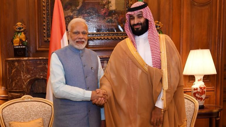 Terrorism, extremism common concerns : Saudi crown prince after talks with Modi