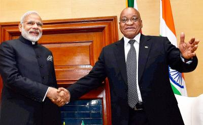 India, S Africa to deepen ties in defence, manufacturing sectors