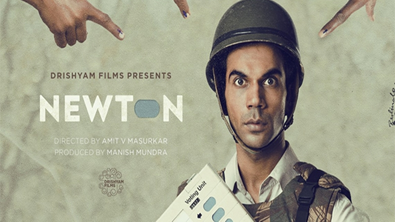 'Newton' is India's official entry to Oscars 2018