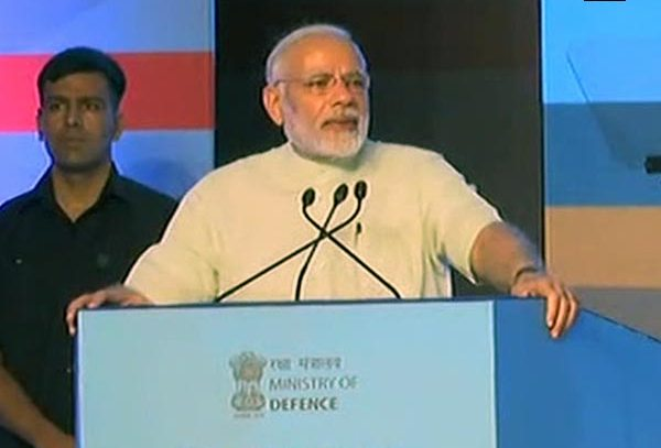 Defence Expo '18: PM Modi hails India's defence manufacturing capabilities