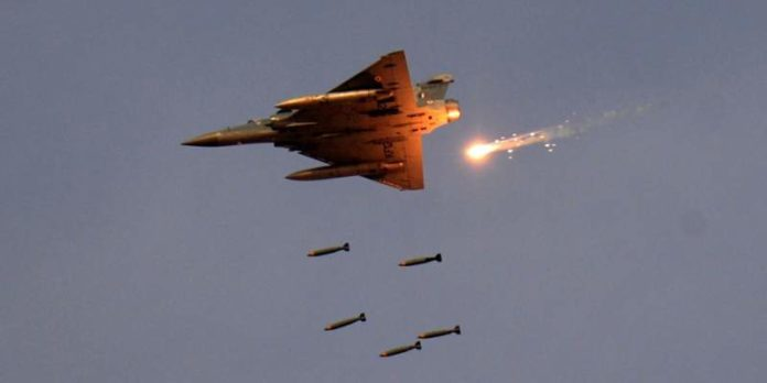 Pre-dawn Indian air strike destroys JeM camp in Pakistan, sources say up to 350 terrorists killed