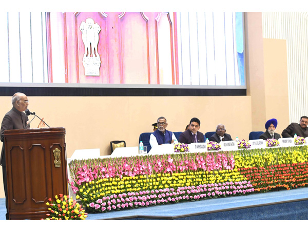 Constitution has given our democracy a strong framework: President Kovind