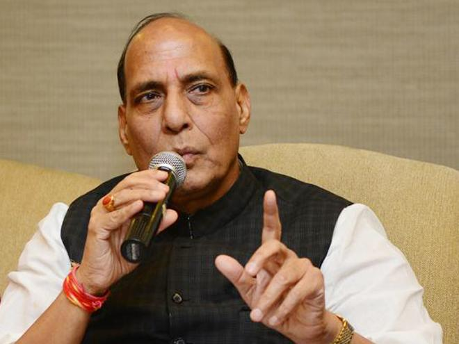 Solution of Doklam very soon, want to tell neighbours India wants peace: Rajnath Singh