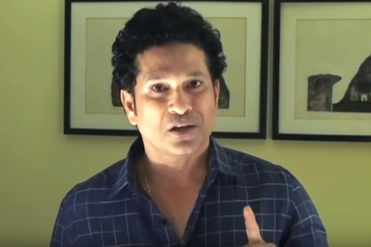 Not allowed to speak in Rajya Sabha, Sachin Tendulkar makes speech on social media