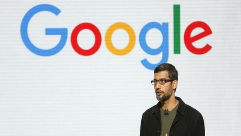 Google I/O 2018: Pichai addresses privacy concerns