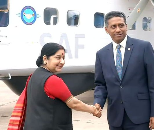 India hands over HAL Do-228 aircraft to Seychelles