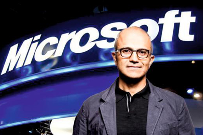 Microsoft chief Nadella to visit India this month as Cook departs