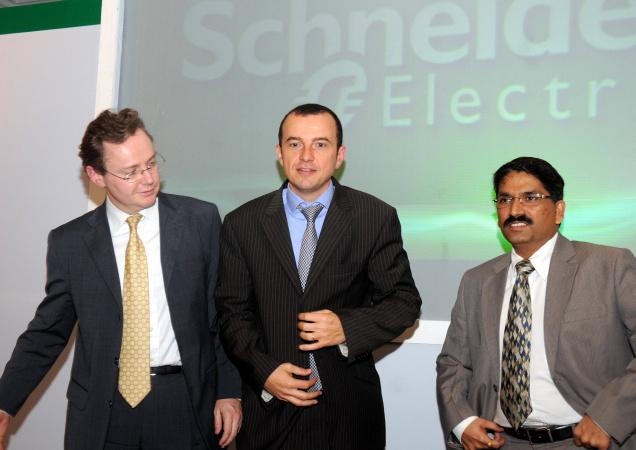Schneider Electric to invest Rs 750 cr in India