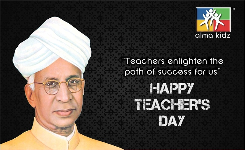 ALMA Today Wishes you Happy Teacher's Day