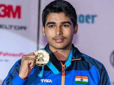 Teen shooting sensation Saurabh Chaudhary claims Asiad gold on debut