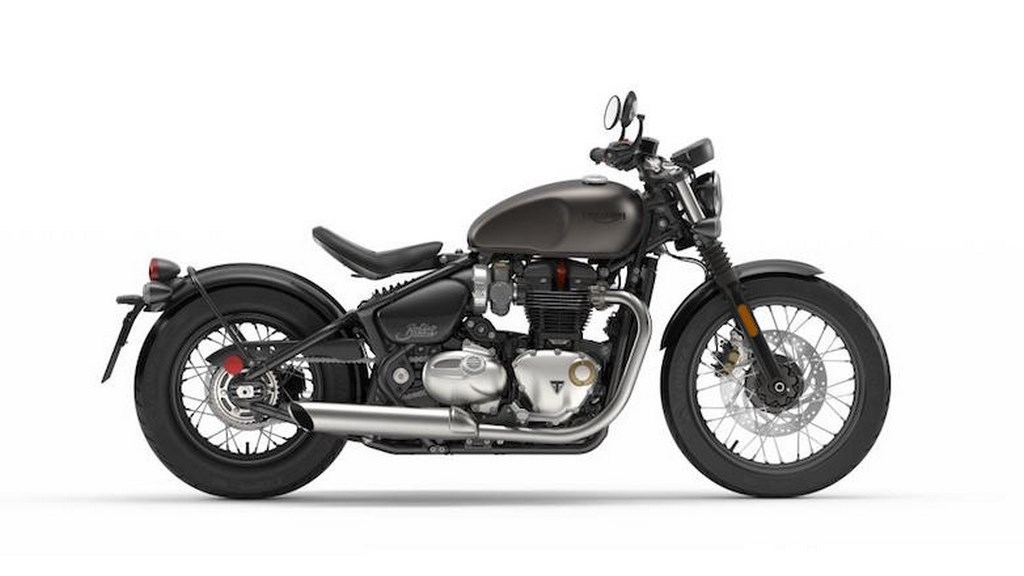 Triumph launches Bonneville Bobber in India for over Rs 9 lakh