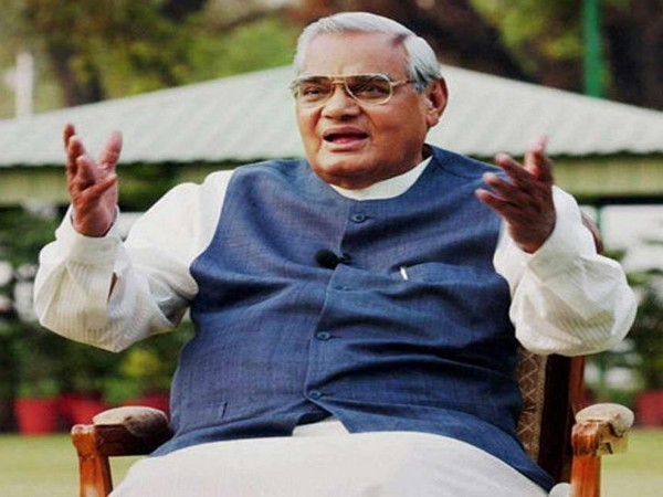 Atal Bihari Vajpayee : Iron man of modern India
