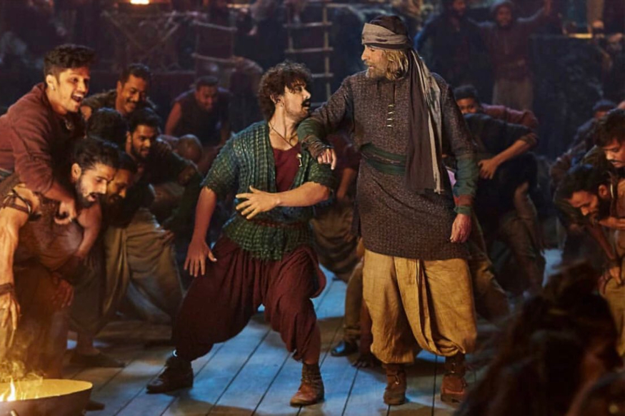 Thugs Of Hindostan's Vashmalle Song, Aamir Khan 'Enjoyed Dancing For The First Time', with Amitabh Bachchan