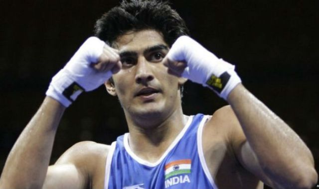 Lee Beard reveals what Vijender unlearnt to be WBO champ