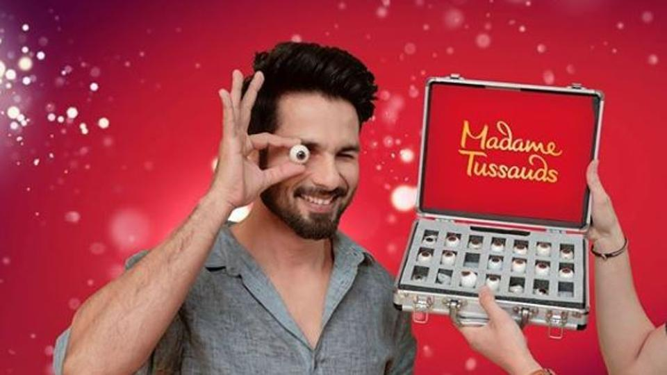 Shahid Kapoor to get wax statue at Madame Tussauds