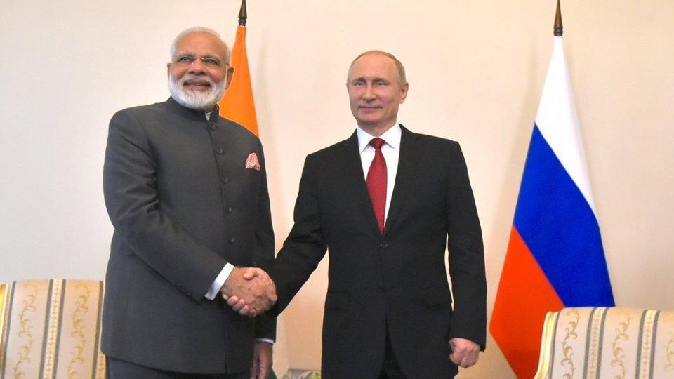 BRICS Summit: PM Modi holds extensive discussion with Russian President Putin