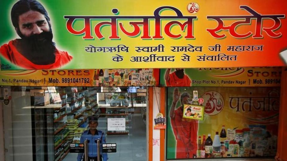 Patanjali stores to be set up at airports across India