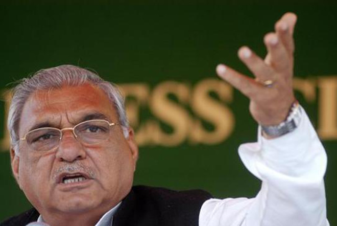 CBI likely to quiz former Haryana CM Hooda in industrial plot scam