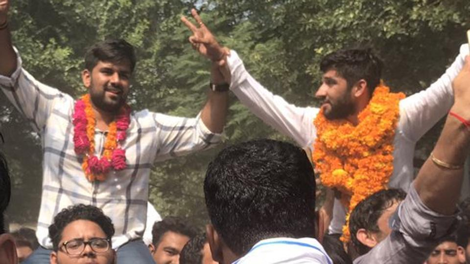 Congress-Backed NSUI Wins Delhi University Top Posts, Says 'Big Comeback'