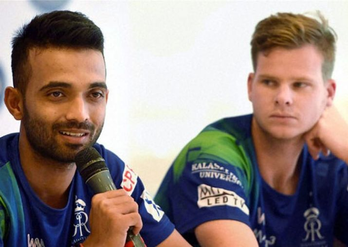 IPL 2018: Ajinkya Rahane replaces Steve Smith as Rajasthan Royals captain