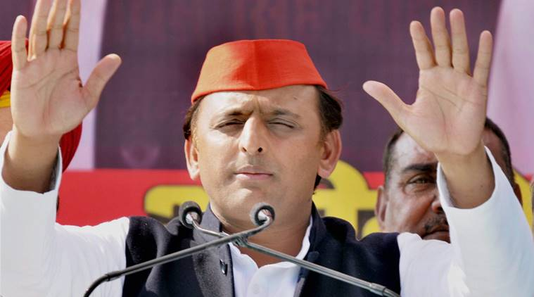 Akhilesh on KASAB remark: BJP coining petty acronyms fearing defeat