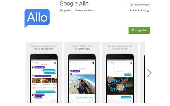 Google's intelligent messaging app Allo to launch on September 21