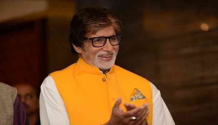 Shemaroo creates human mosaic for Amitabh Bachchan's birthday