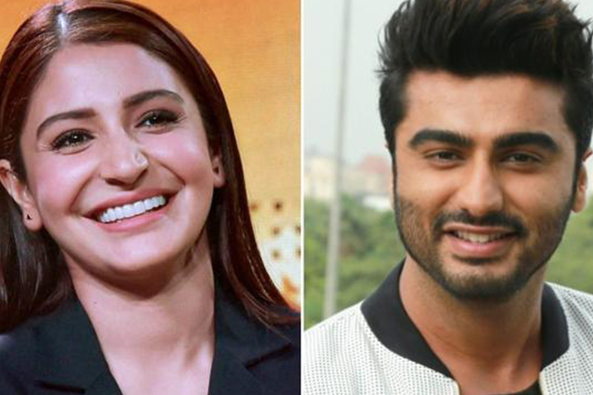 Anushka Sharma, Arjun Kapoor coming together for a film called Kaneda?