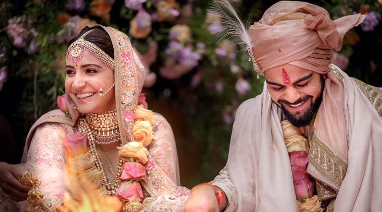 Anushka Sharma, Virat Kohli get married in Italy