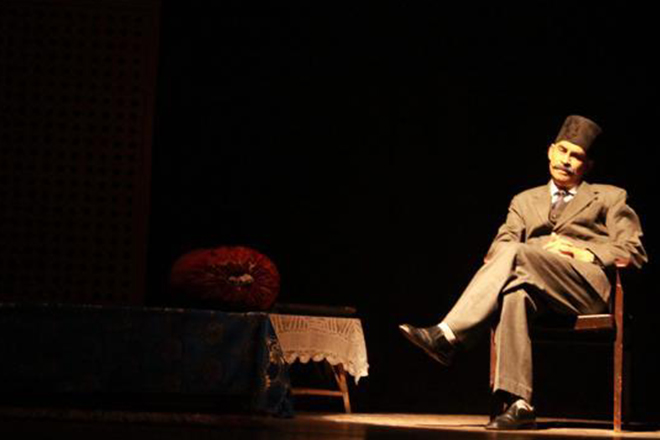 From Iqbal to Wo Lahore, Partition-era India revisted on Delhi stage