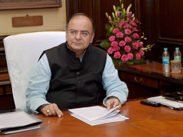 India protected from political, economic challenges: Jaitley